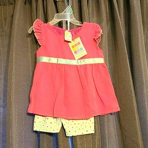 6-9 month 2 piece outfit